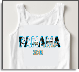 Panamá 2019 T-Shirts & Tanks