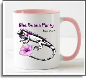She Guana Party Mug