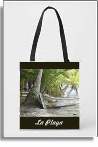 La Playa - All Over Tote