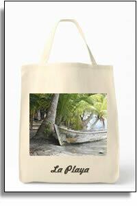 La Playa - Grocery Tote