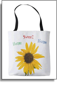 Home Sweet Home All Over Tote