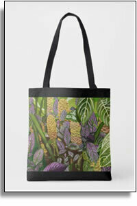 Shampoo Ginger All Over Printed Tote