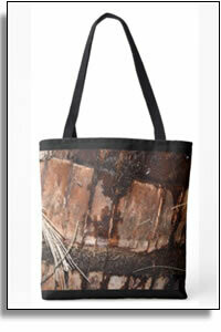 Patterns In Nature  All Over Printed Tote Bags