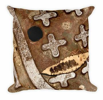 Cooper + Throw Pillow