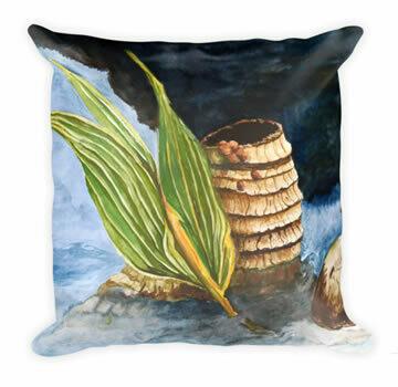 Coco Amigos Throw Pillow
