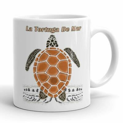 Tortuga De Mar Mug