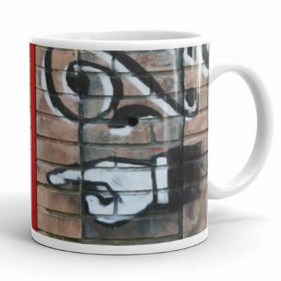 Mad Flick - Urban Vibe Mug