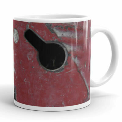 Red Road Urban Vibe Mug