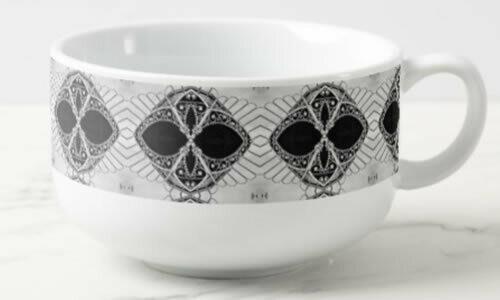 Skyview Urban Vibe Soup Mug