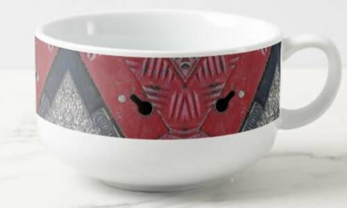 Red Road Urban Vibe Soup Mug