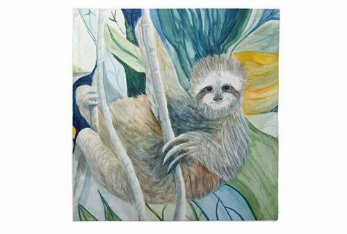 Sloth Placemats & Napkins