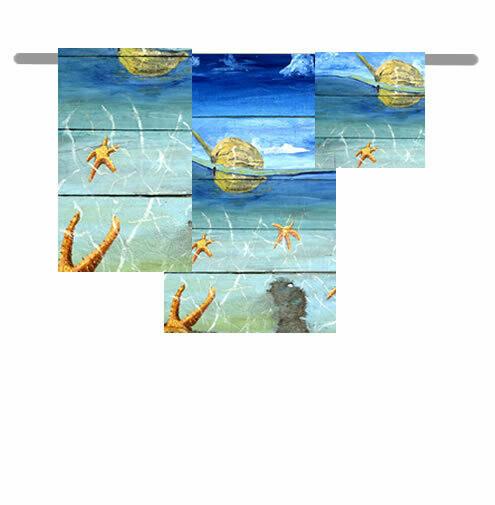 Starfish Beach -  Towel Set