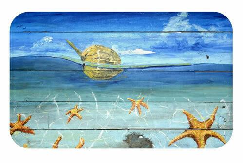 Starfish Beach -  Bath Mats And Bath Sets