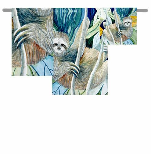 Sloth -  Towel Set