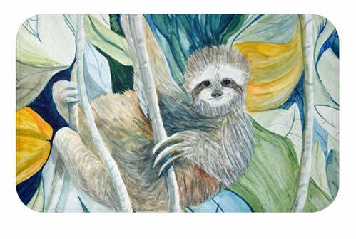 Sloth -  Bath Mat