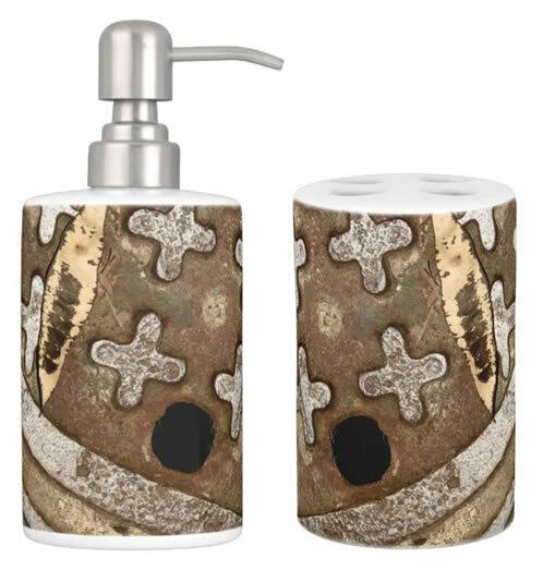 Toothbrush Holder & Soap Dispenser