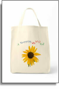 Home Sweet Home Grocery Tote