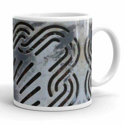 Black Out Urban Vibe Mug