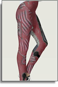 Red Road Urban Vibe Leggings