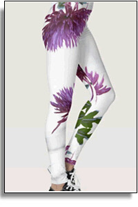 Purple Passion Leggings