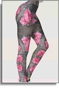Petals In Water Leggings