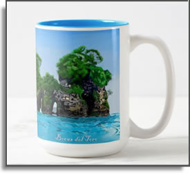 Bird Island Mug
