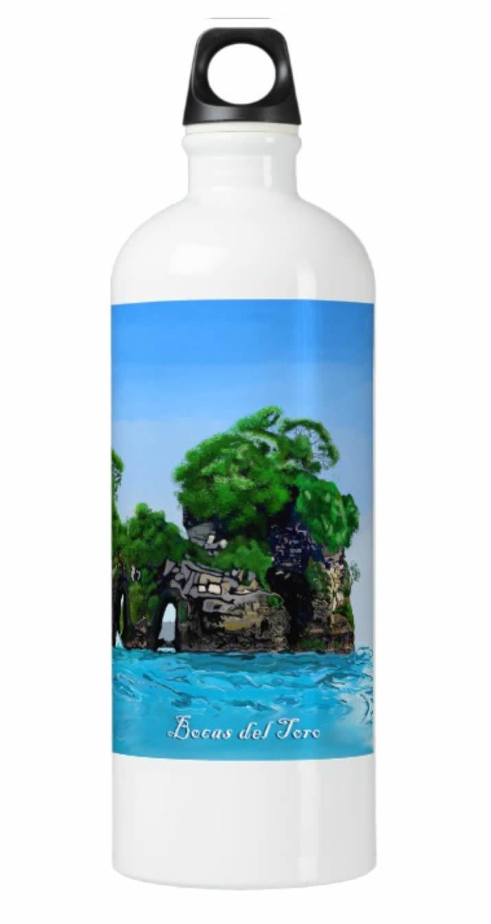 Bird Island Water Bottle