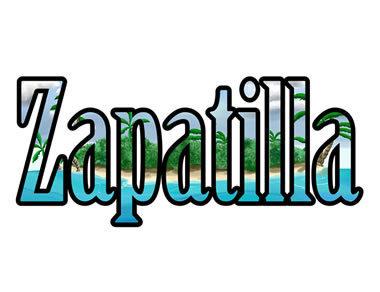 Cayos Zapatilla II  Print