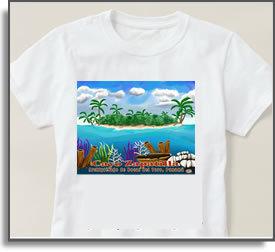 Cayos Zapatilla T-Shirts & Tanks