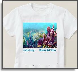 Crawl Cay T-Shirts & Tanks