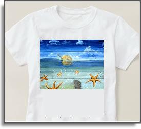 Starfish Beach T-Shirts & Tanks
