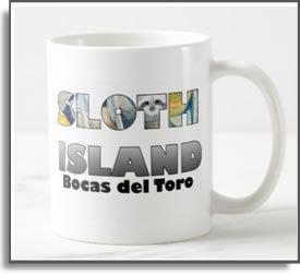 Sloth Island II Mug