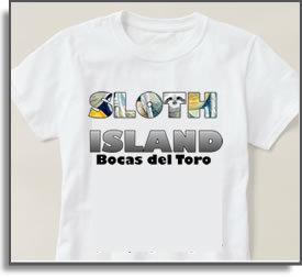Sloth Island II T-Shirts & Tanks