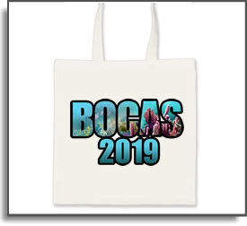Crawl Cay II Bocas 2019 Tote Bag