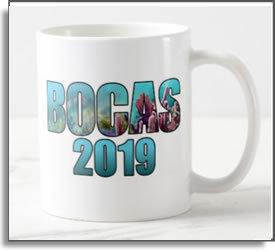 Crawl Cay Bocas 2019 Mug