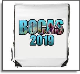 Crawl Cay Bocas 2019 Backpack