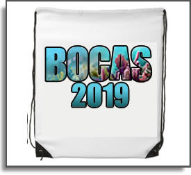 Crawl Cay Bocas 2019 Backpack