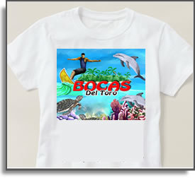 Bocas Adventure T-Shirts & Tanks
