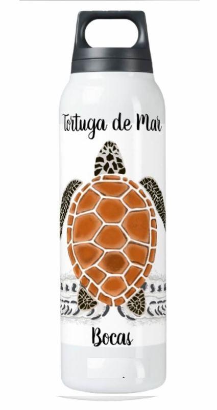 Bluff Beach Tortuga Water Bottle