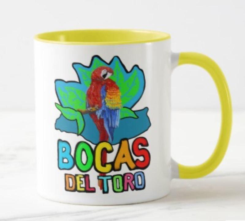 Scarlet Macaw II Mug