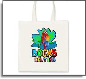 Scarlet Macaw II Tote Bag