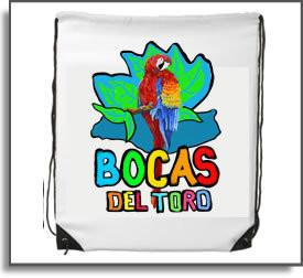 Scarlet Macaw II Backpack