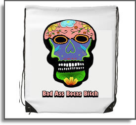 Bad Ass Bocas Bitch Backpack