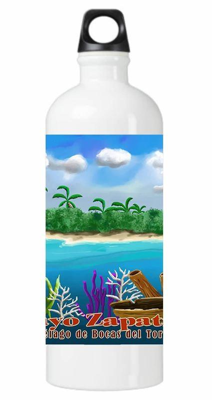 Cayos Zapatilla Water Bottle