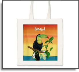 Sunrise Toucan Tote Bag