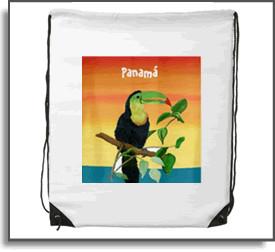 Sunrise Toucan Backpack