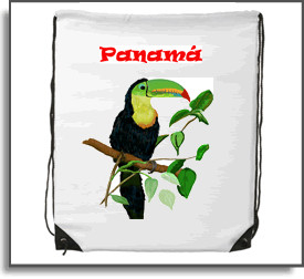 Rainforest Toucan Backpack