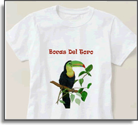 Rainforest Toucan T-Shirts & Tanks