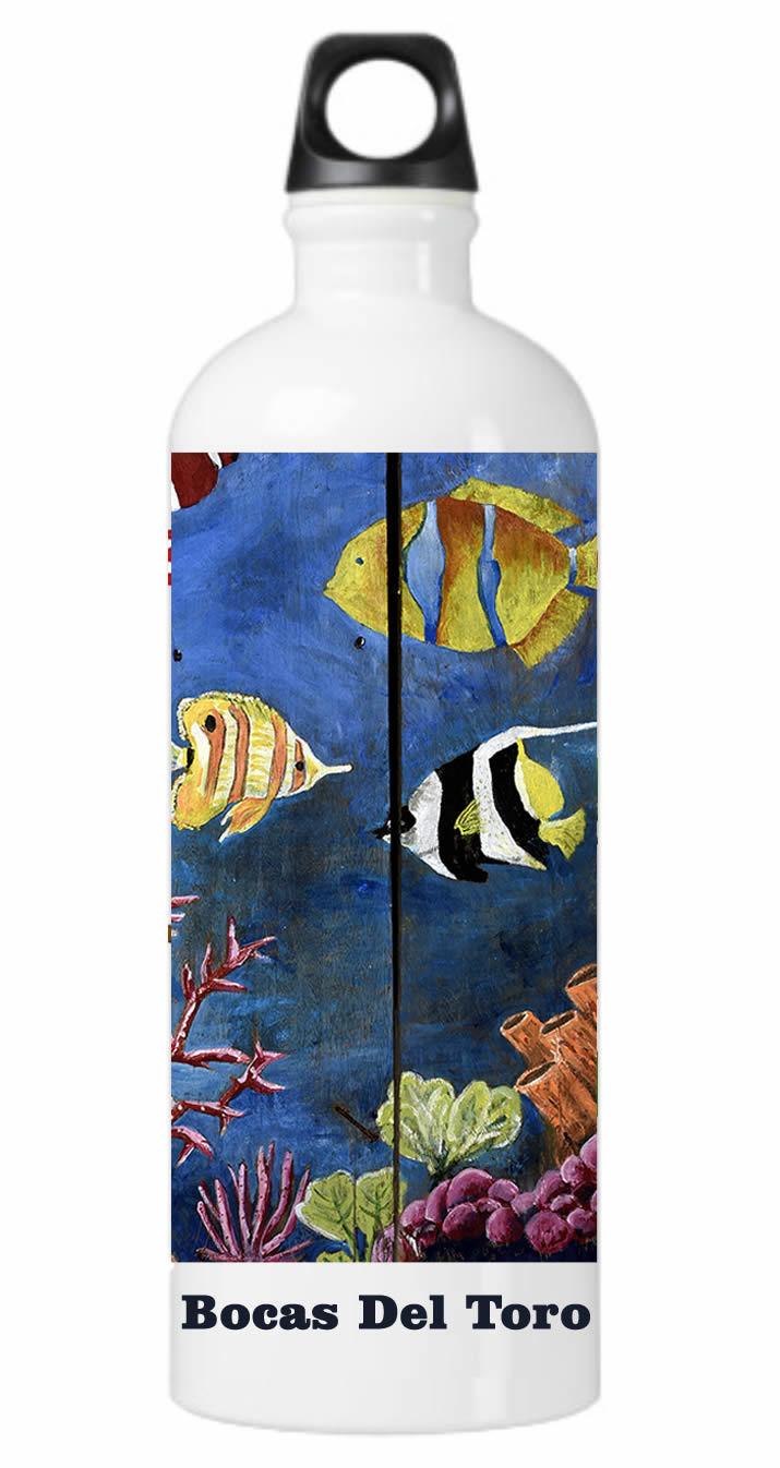 Debajo Del Agua Water Bottle