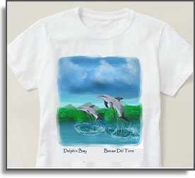 Dolphin Bay T-Shirts & Tanks